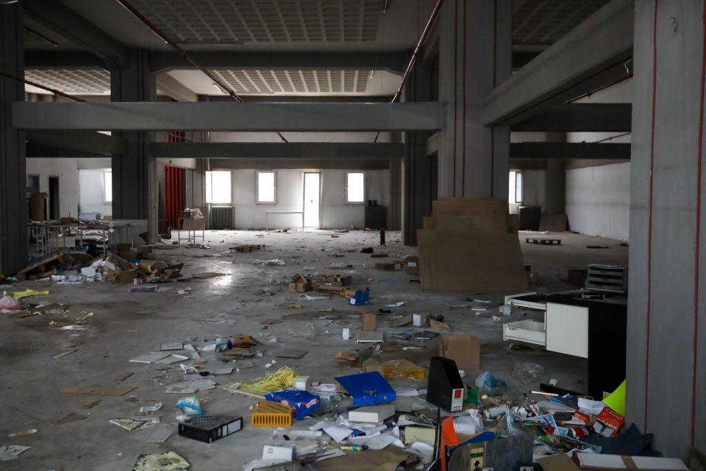 Έκταση μικρής πόλης καταλαμβάνουν τα εργοστάσια-φαντάσματα στη Β.Ελλάδα