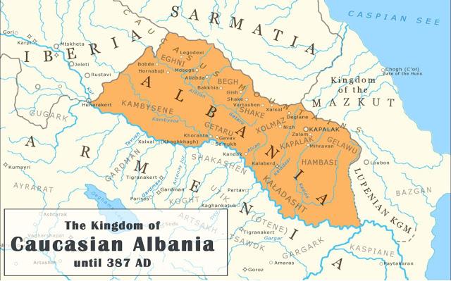 Βόρεια Μακεδονία : Αυτή είναι η ιστορία των Αλβανών – Ηρθαν από τον Καύκασο