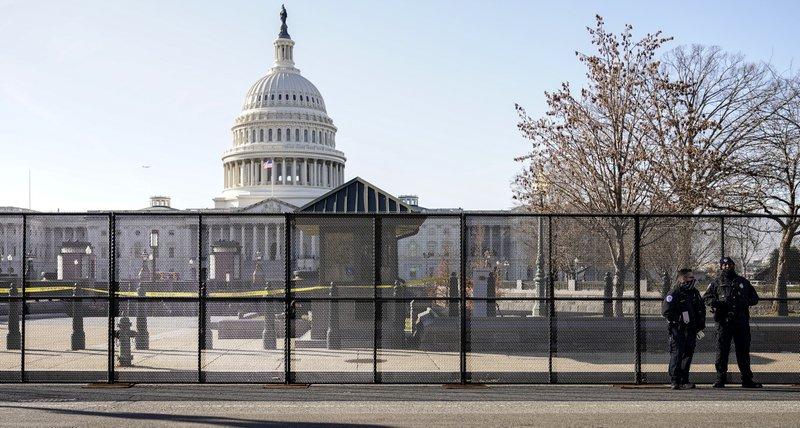 ΗΠΑ : Η Βουλή ακυρώνει συνεδρίαση υπό τον φόβο επίθεσης παραστρατιωτικών