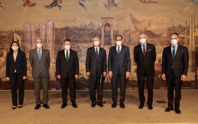 Διερευνητικές με Τουρκία : Στην Αθήνα αύριο ο 62ος γύρος – Άκρα μυστικότητα για το μέρος της συνάντησης των δύο αντιπροσωπειών