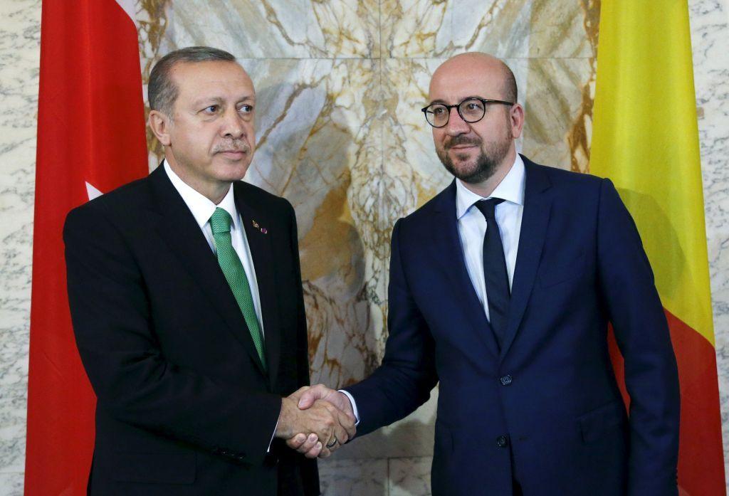 Ερντογάν : Η Ανατολική Μεσόγειος στο επίκεντρο της τηλεδιάσκεψης με φον Ντερ Λάιεν και Μισέλ