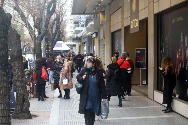 Θεσσαλονίκη : Χωρίς e-shop των 60% των καταστημάτων – Τι αποκαλύπτει έρευνα του ΕΒΕΘ