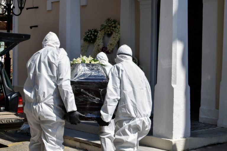 Δράμα : Κηδεία με 2.000 άτομα – Επί τόπου κλιμάκιο του ΕΟΔΥ