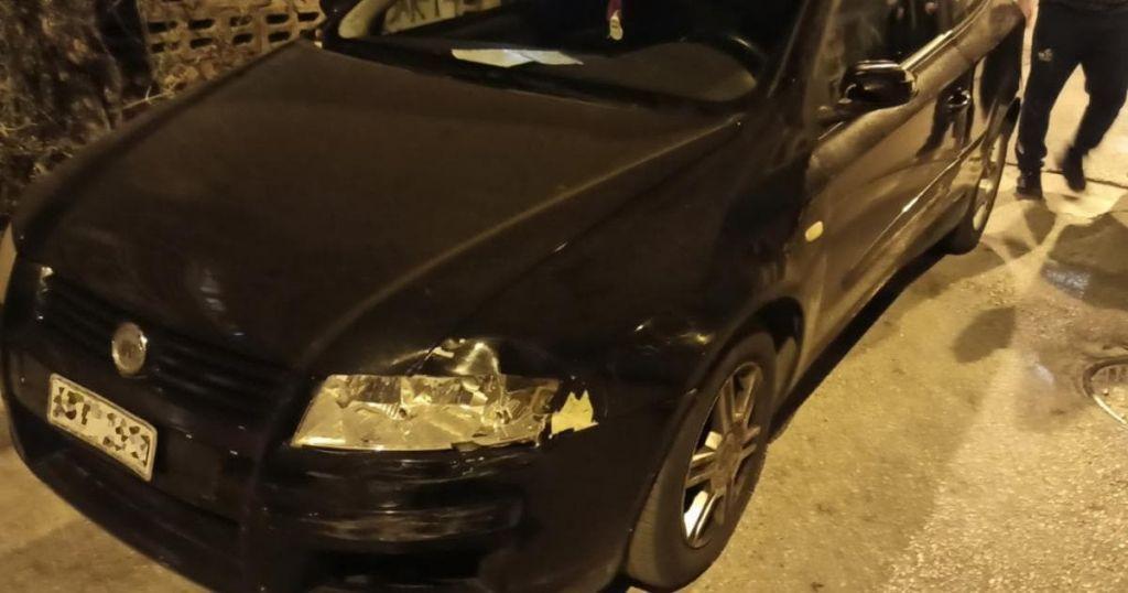 Fake news το σπασμένο -από αστυνομικούς- αυτοκίνητο στην Πανόρμου