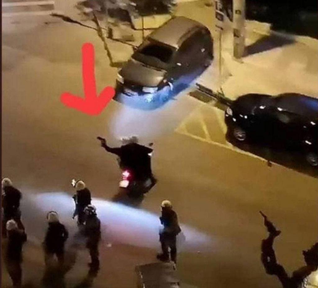 Νέα Σμύρνη : Τελικά τι κρατούσε ο αστυνομικός της ομάδας «ΔΡΑΣΗ»; Τι έδειξε η έρευνα