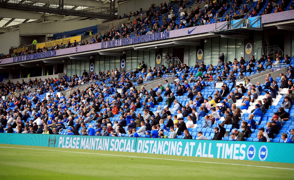 Η Premier League αλλάζει το πρόγραμμα για να μπει κόσμος στα γήπεδα