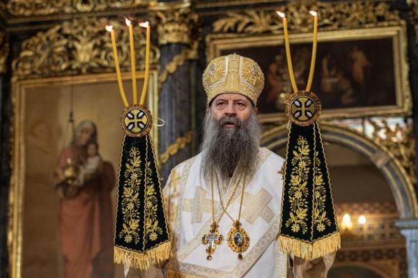 Νέος Πατριάρχης Σερβίας : «Είμαστε στο πλευρό της Εκκλησίας της Ρωσίας»