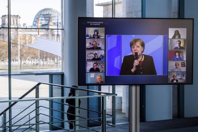 Γερμανία : Παράταση της τηλεργασίας έως το τέλος Απριλίου αποφάσισε η κυβέρνηση