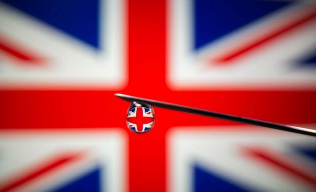 Βρετανία: Απότομο «φρένο» στους εμβολιασμούς, λόγω προβλημάτων στην προμήθεια σκευασμάτων