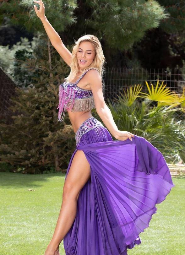 Φαίη Σκορδά: Άφωνη με τον σέξι χορό της Ιωάννας Μαλέσκου