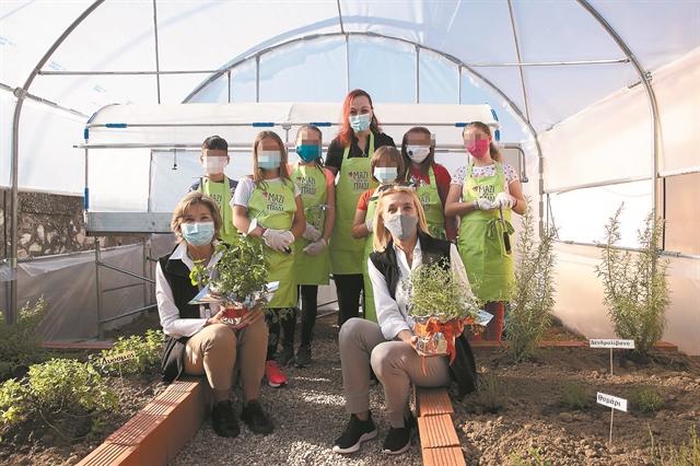 Πράσινο «θαύμα» στα Ρίζια Εβρου – Απίθανοι μαθητές καλλιεργούν σπάνιους σπόρους