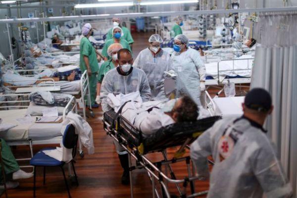 Κοροναϊός - Βραζιλία : Διασωληνώνουν ασθενείς χωρίς αναισθητικό - Δραματική έκκληση για φάρμακα