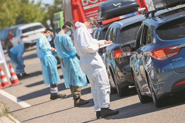 Γερμανία : 259 θάνατοι και πάνω από 29.500 κρούσματα κοροναϊού σε 24 ώρες