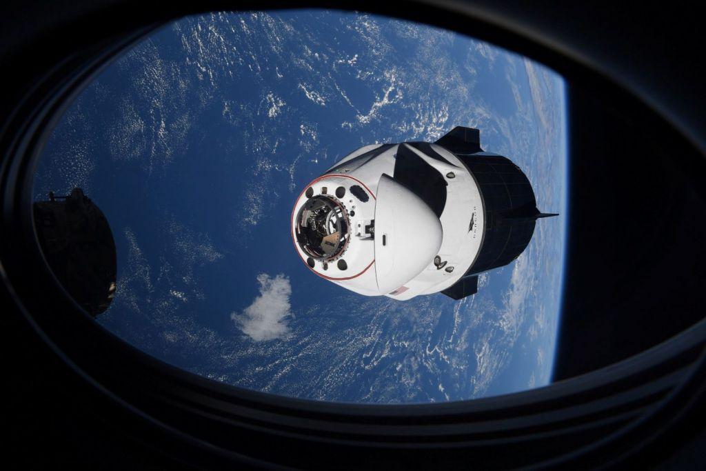 Διαστημικό σκουπίδι απείλησε σκάφος της SpaceX σε πτήση προς τον Διεθνή Διαστημικό Σταθμό