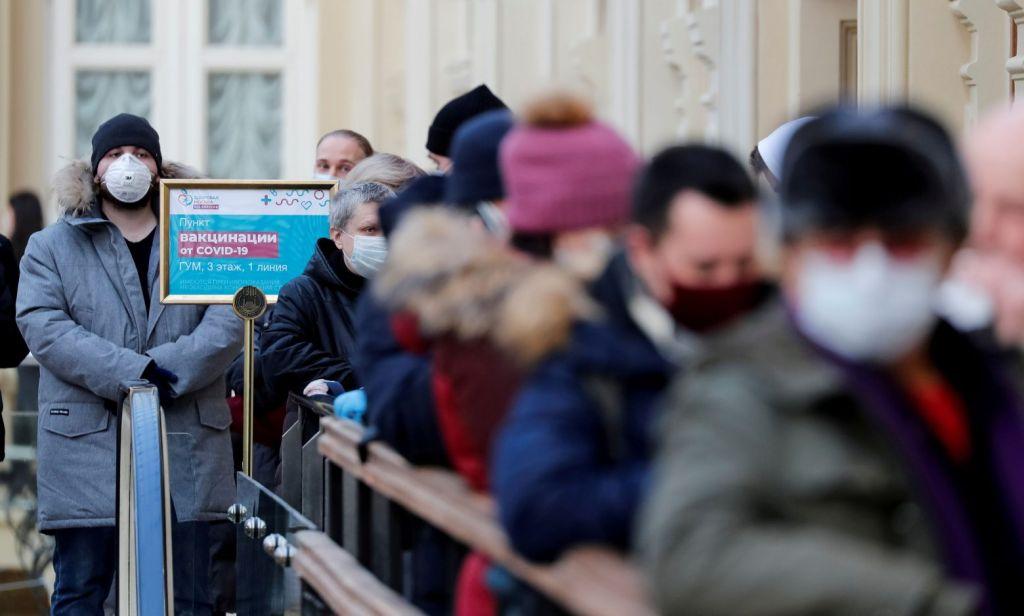 Η πανδημία μείωσε το προσδόκιμο ζωής στη Ρωσία