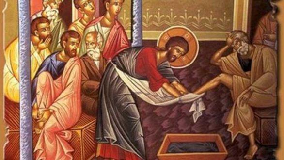 Μεγάλη Τετάρτη: Η αρχή της πορείας του Ιησού προς τη σταύρωση
