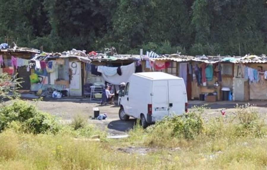 Νομισματοκοπείο : Σχεδιασμός για βιώσιμη λύση για τον καταυλισμό των Ρομά