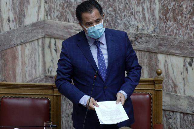 Γεωργιάδης : Το νομοσχέδιο για το υπαίθριο εμπόριο αναβαθμίζει τις λαϊκές αγορές