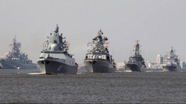 Ρωσία : Η Μόσχα επιβάλλει περιορισμούς στην ναυσιπλοΐα σε τρεις ζώνες γύρω από την Κριμαία