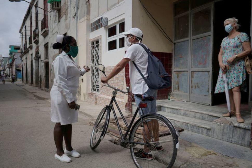 Κούβα : Τραγικό ρεκόρ θανάτων για δεύτερη συνεχόμενη μέρα