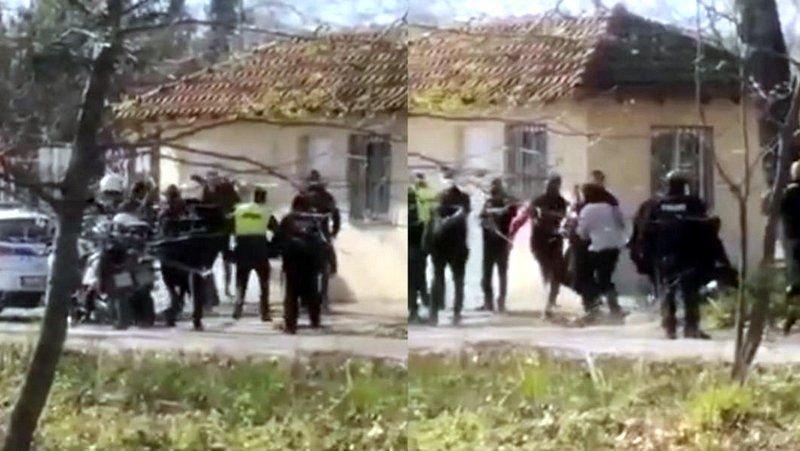 Αστυνομική βία στην Κατερίνη : «Αυτοκτόνησε εσύ και εγώ θα φωνάξω ασθενοφόρο»