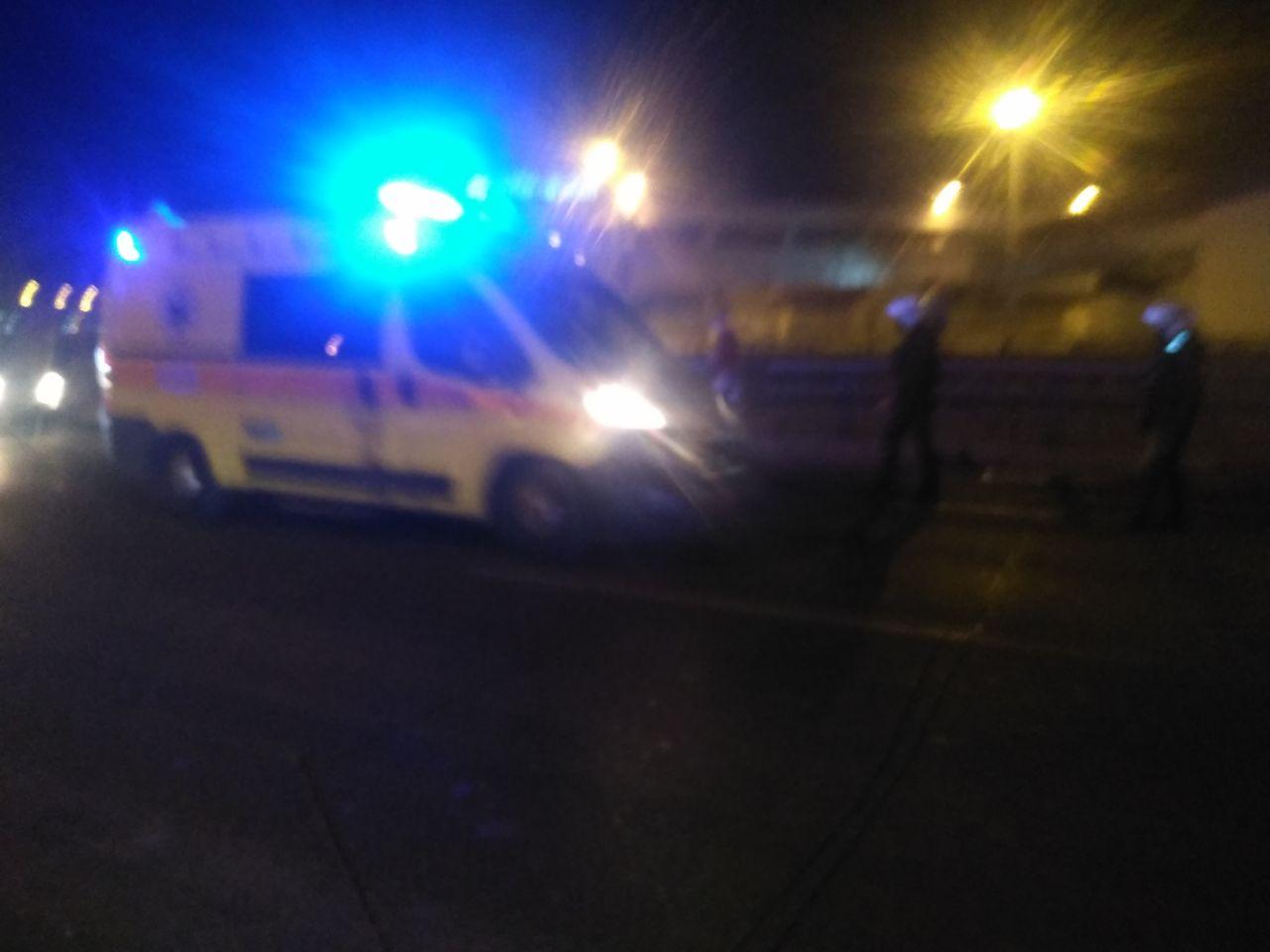 Σοβαρό τροχαίο στην Εθνική - Τραυματίες και αστυνομικοί της ομάδας ΔΙΑΣ (pics, video)