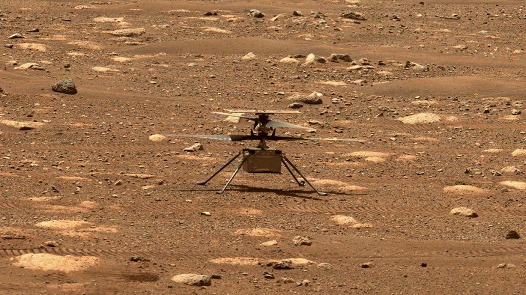 NASA Ingenuity : Η πρώτη πτήση στον Άρη αναβάλλεται λόγω αναβάθμισης λογισμικού