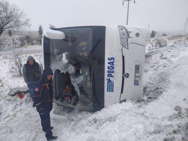Τουρκία : Δυστύχημα σε ανατροπή τουριστικού λεωφορείου - Ένας νεκρός και 26 τραυματίες