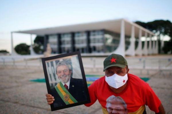 Βραζιλία : Λούλα εναντίον Μπολσονάρο στις εκλογές με τη βούλα του Ανωτάτου Δικαστηρίου