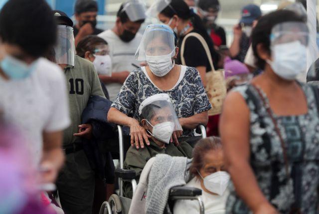 Μελέτη – κοροναϊός : Η διπλή χρήση μάσκας αυξάνει την προστασία έως 80%