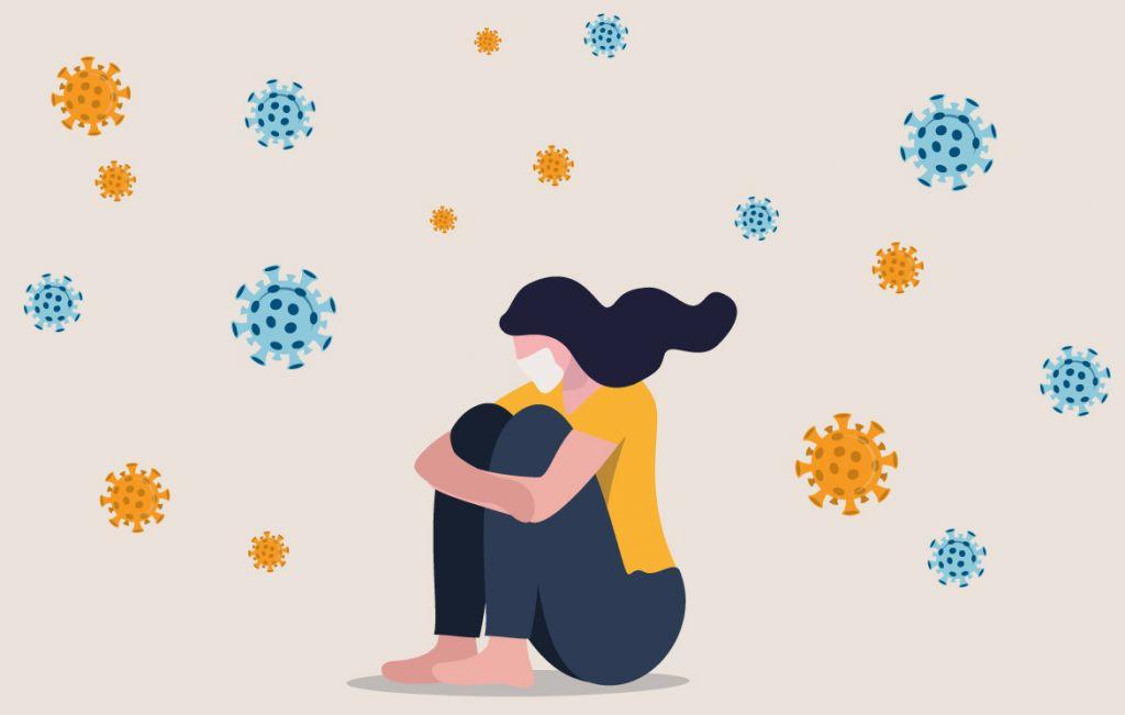 Κοροναϊός : 1 στους 3 νοσούντες με ψυχικές ή νευρολογικές διαταραχές