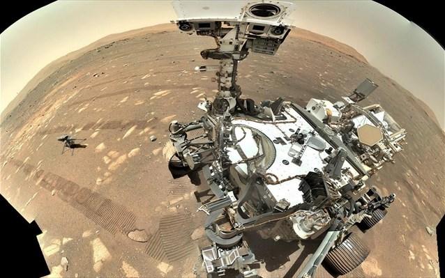 Ιστορική στιγμή: Το ρομποτικό ρόβερ της NASA παρήγαγε για πρώτη φορά οξυγόνο στον Άρη