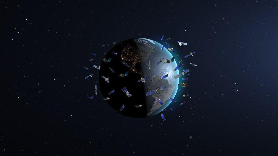 SpaceX: Ακόμα 2.814 δορυφόροι για τον αστερισμό του Starlink