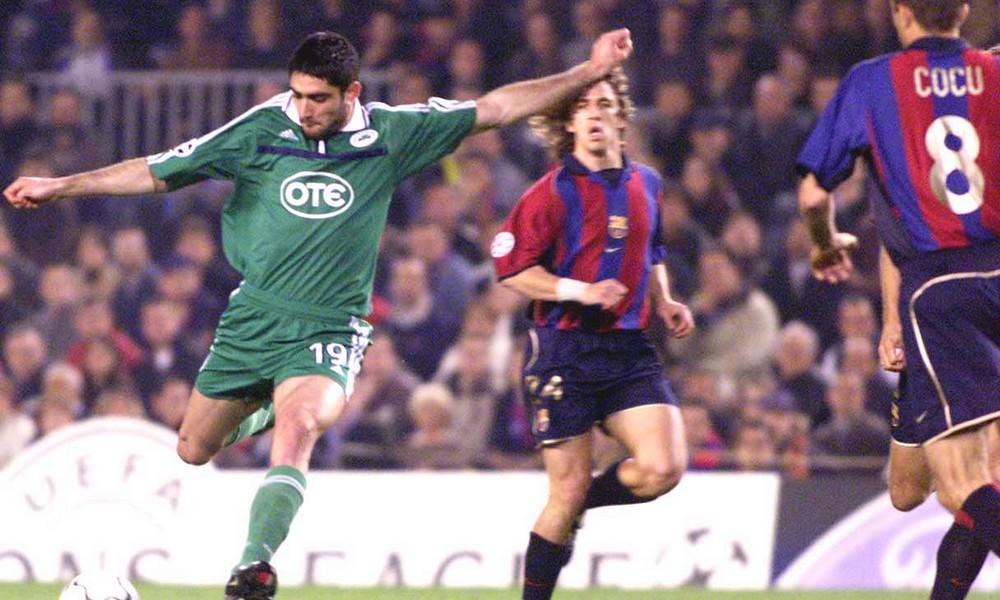 9 Απριλίου 2002 : Όταν ο Παναθηναϊκός άγγιξε τα ημιτελικά του Champions League