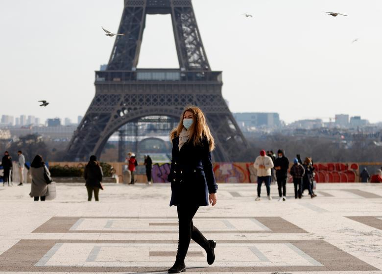 Γαλλία : Επιβάλλει πρόστιμο στους ταξιδιώτες σε περίπτωση μη τήρησης της καραντίνας