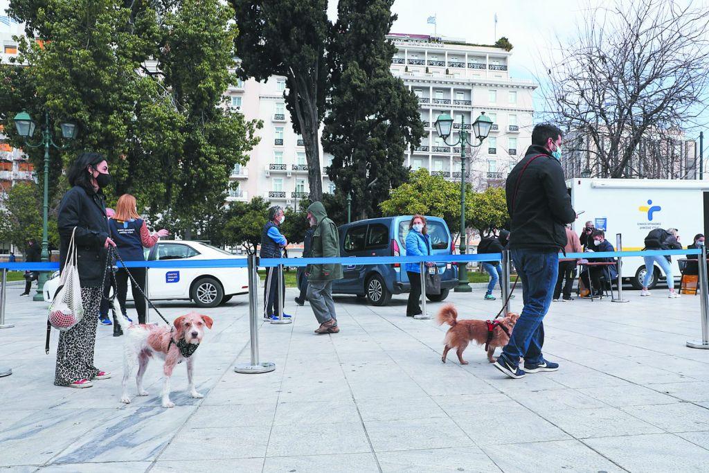 Κοροναϊός: Αγώνας δρόμου και στην Ελλάδα για θεραπείες