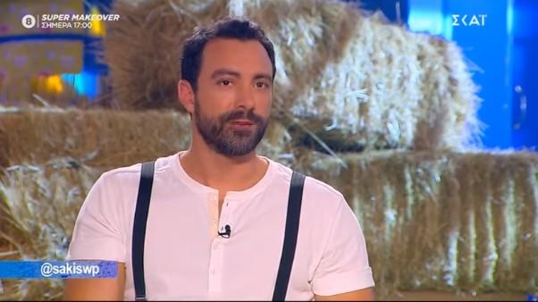 Σάκης Τανιμανίδης: «Δε θέλω να σταματήσουμε στα δυο παιδάκια. Μετράω τα δευτερόλεπτα!»