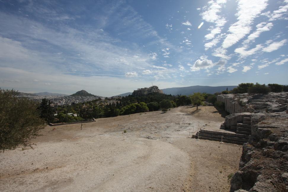 Ανάδειξη και ανάπλαση των Δυτικών Λόφων της Ακρόπολης
