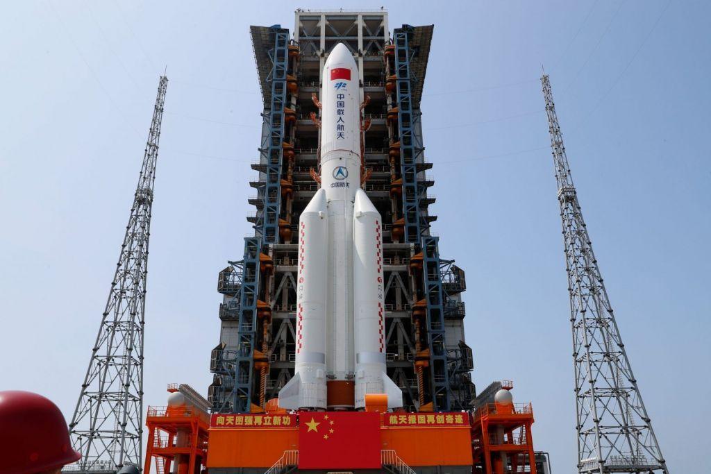 Κινέζικος πύραυλος: Την Κυριακή αναμένονται τα συντρίμμια του στη Γη