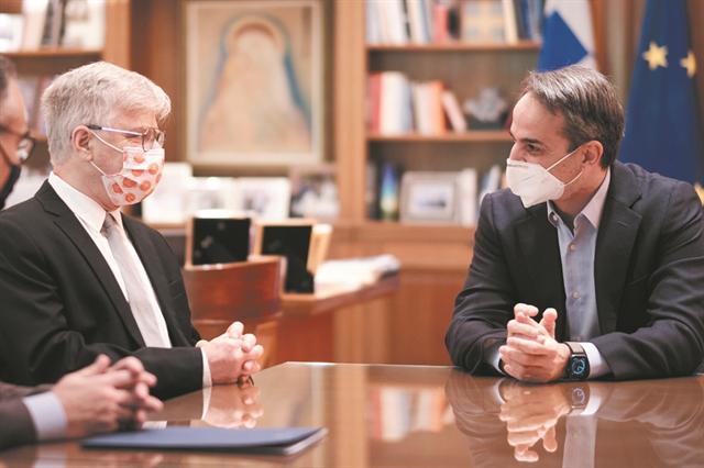 Ναντίρ Αρμπέρ στα «ΝΕΑ»: Το ισραηλινό φάρμακο κατά του κοροναϊού θα είναι διαθέσιμο από φέτος