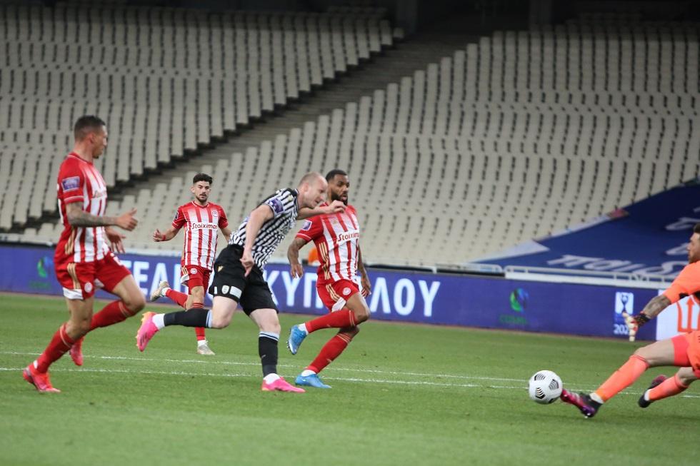 Ο ΠΑΟΚ πήρε το Κύπελλο στο 90′ (2-1)