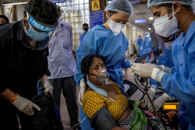 Ινδία: «Απειροελάχιστα» τα περιστατικά θρόμβωσης σε σύνολο 164 εκατ. δόσεων του AstraZeneca