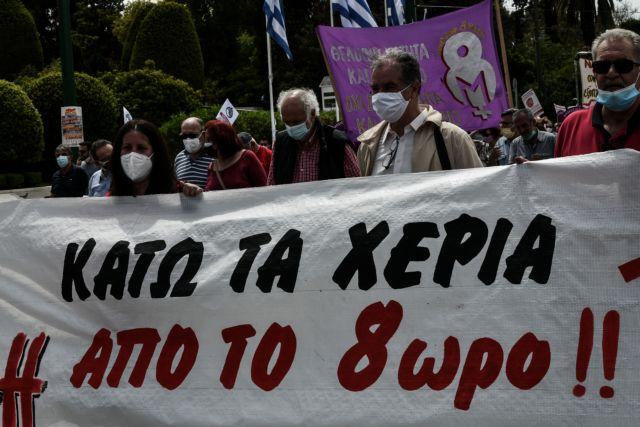 Εργασιακό: 24ωρη πανελλαδική απεργία από τη ΓΣΕΕ στις 10 Ιουνίου | in.gr