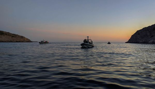 The firepower of the Greek islands - Impressive images from military exercises 4