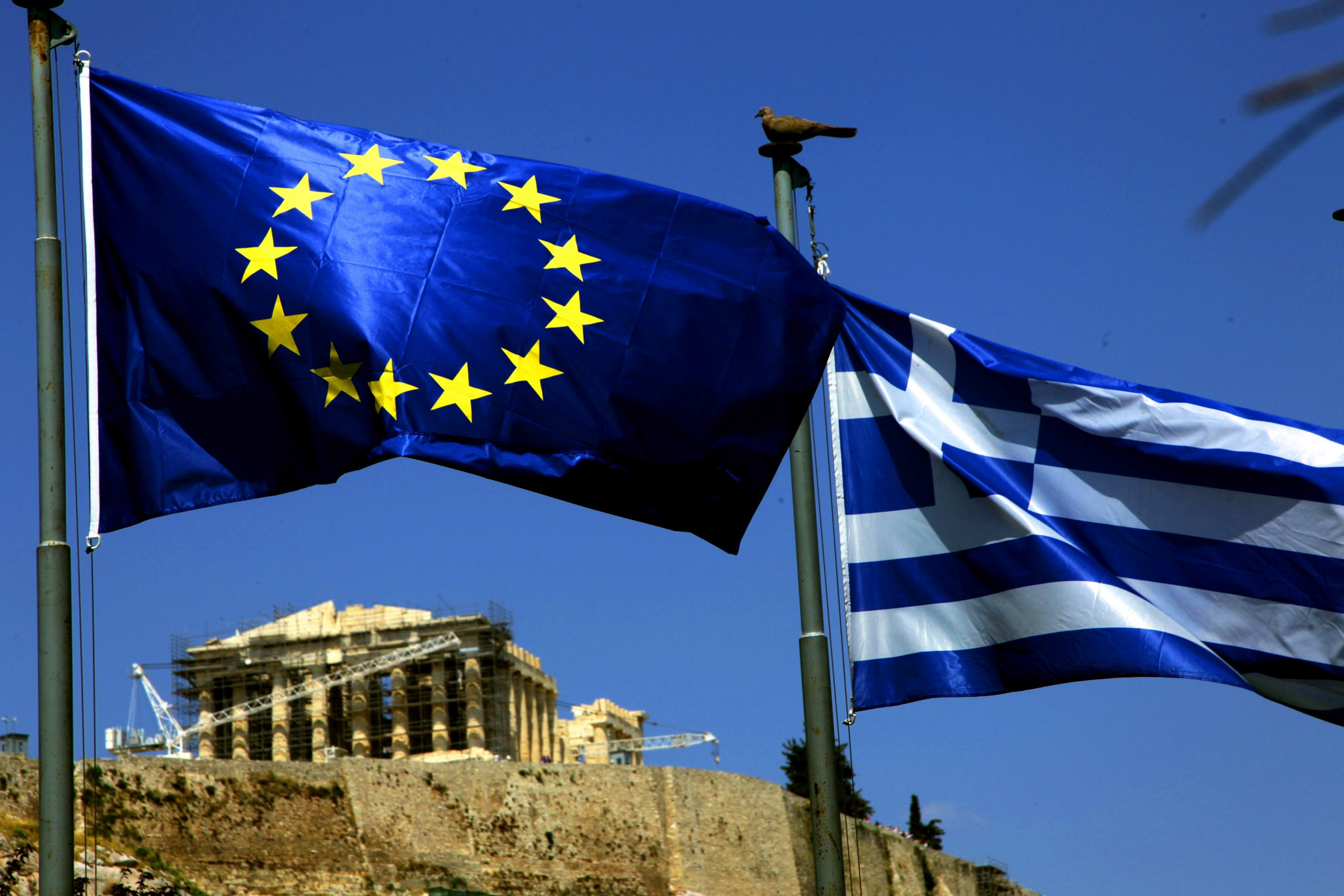 FT: Greece's Covid-19 recovery plan praised by Brussels for 'coherent design