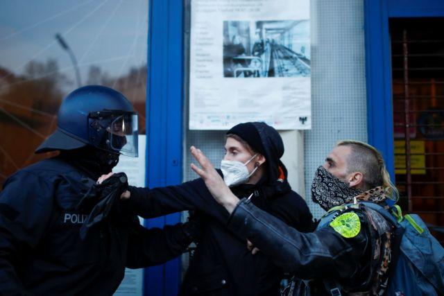 Βερολίνο: 240 συλλήψεις σε διαδηλώσεις για την Εργατική Πρωτομαγιά
