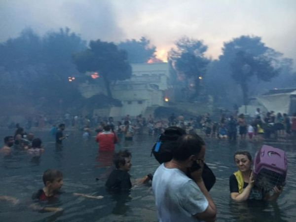 Τραγωδία στο Μάτι: Γνώριζαν για νεκρούς πριν τη μοιραία σύσκεψη - Διάλογοι φωτιά
