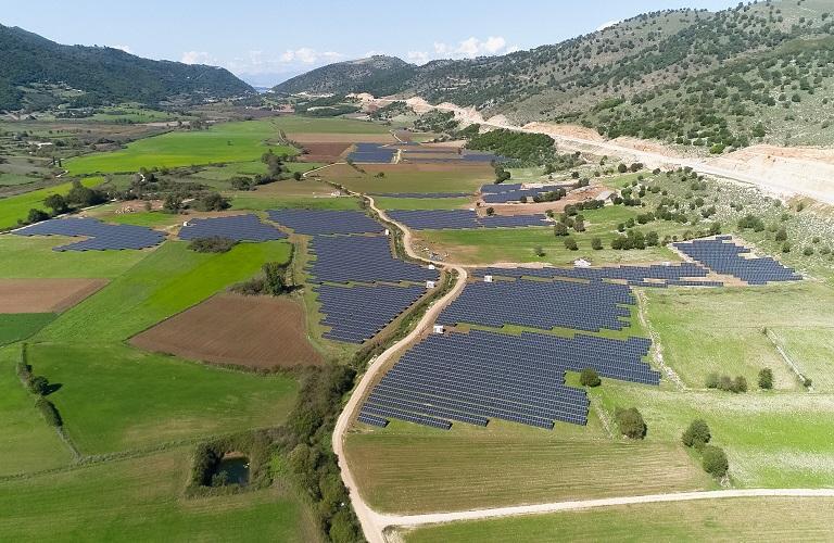Συνεταιριστικό το μεγαλύτερο φωτοβολταϊκό πάρκο της Ελλάδας