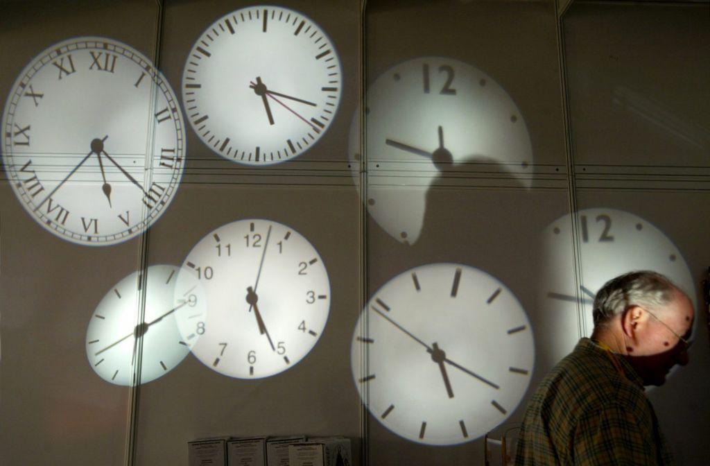 Όσα φέρνει η ώρα…