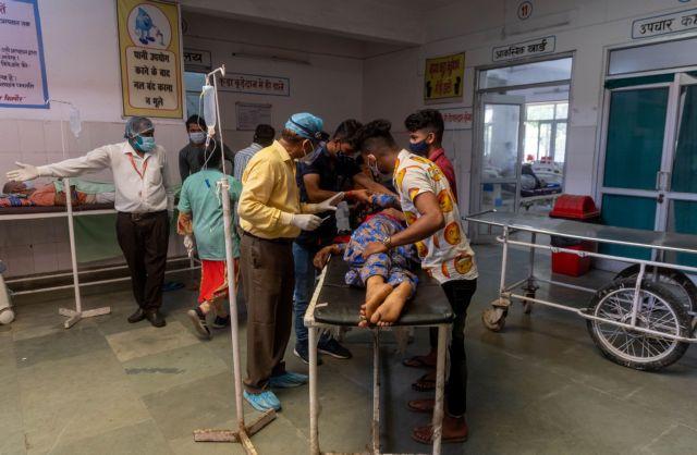 ΠΟΥ: Σε 44 χώρες έχει εντοπιστεί η ινδική παραλλαγή του SARS-CoV-2